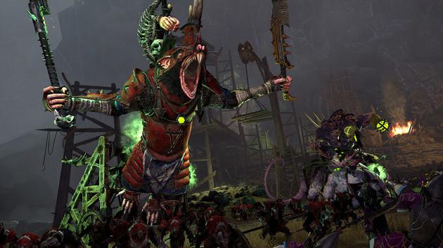 Total War: Warhammer 2: Anforderungen an die Grafikkarte steigen