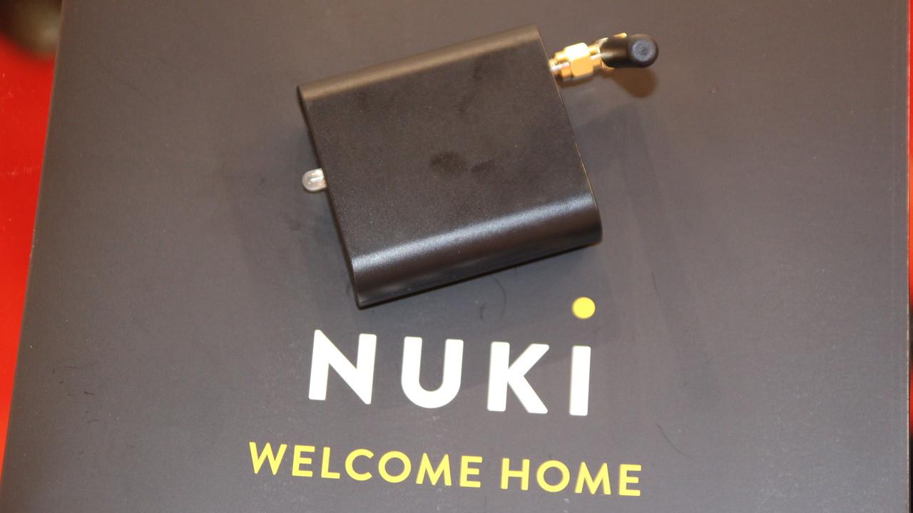Nuki Box: Die Gegensprechanlage wird zum smarten Türöffner