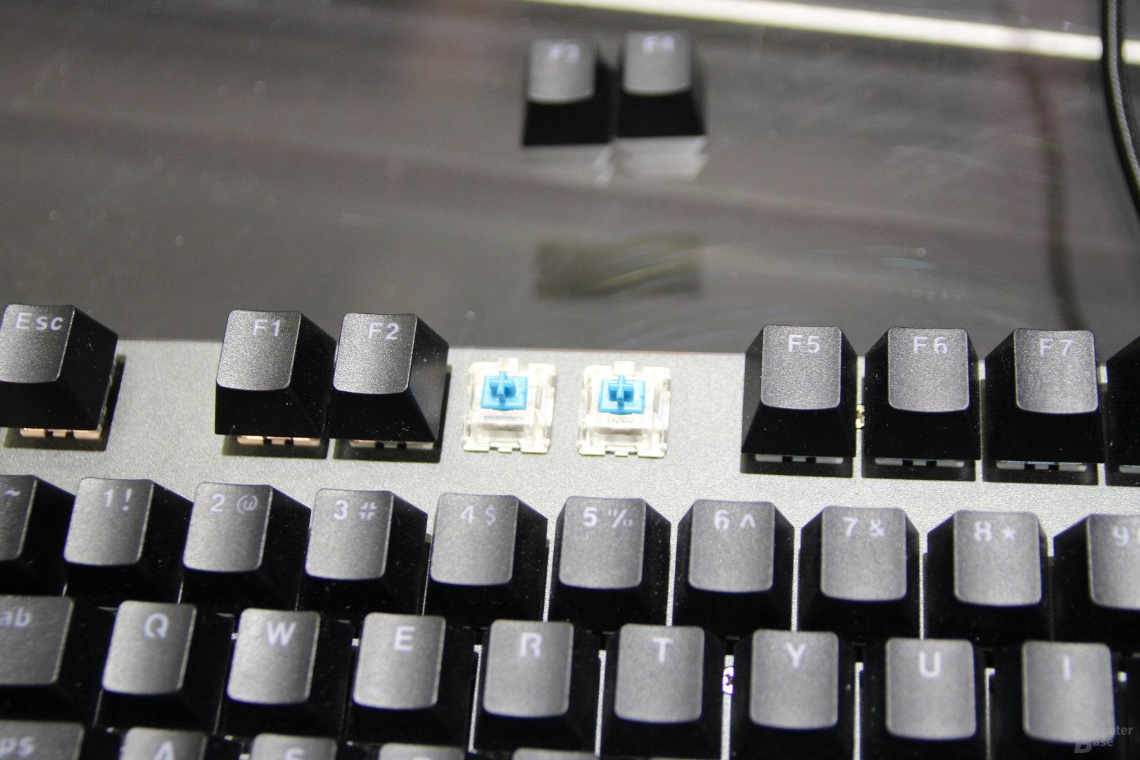 Rapoo Vpro V700RGB Alloy