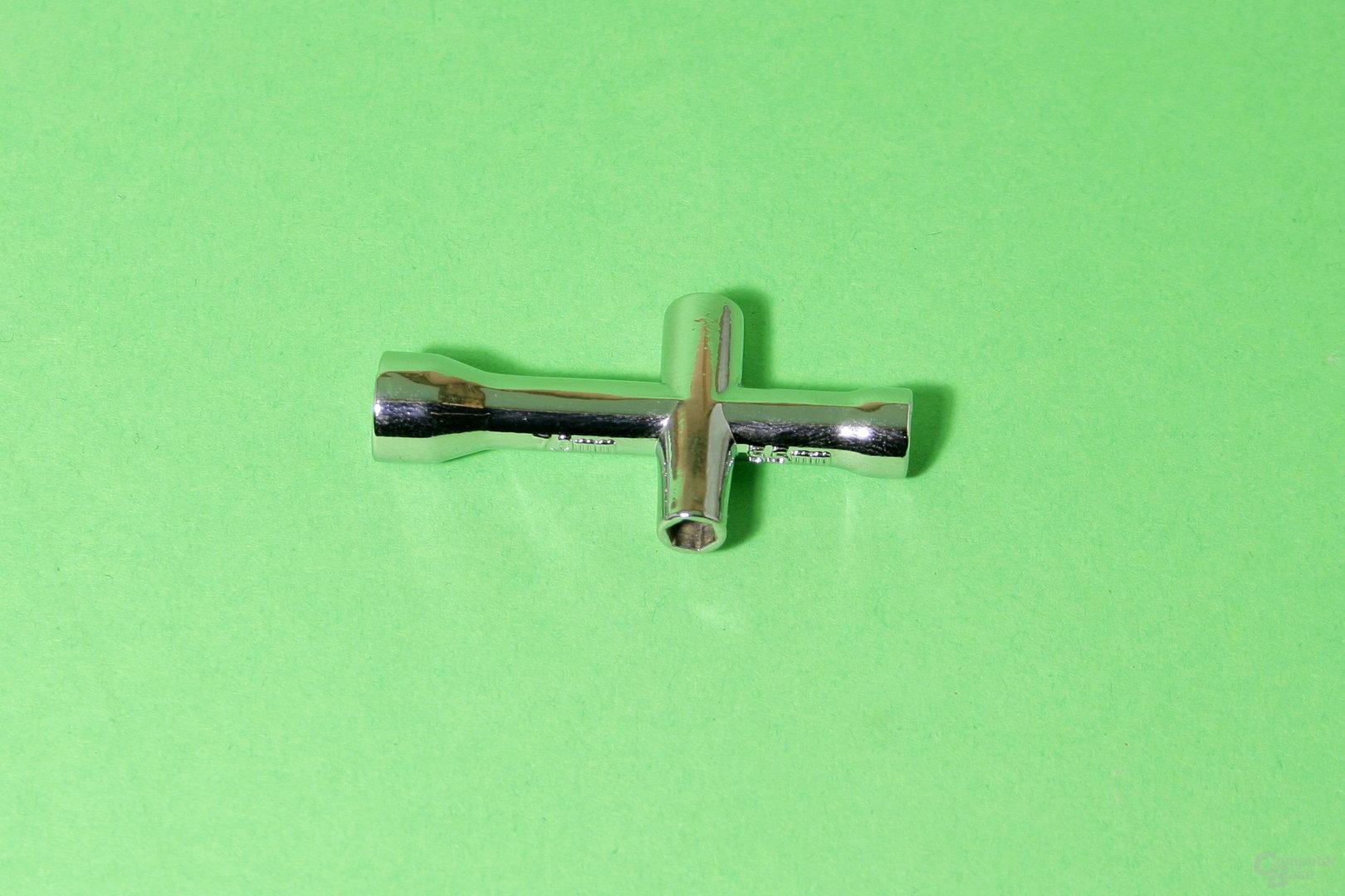 EK Fluid Gaming: Dieses kleine Werkzeug fehlt im Lieferumfang