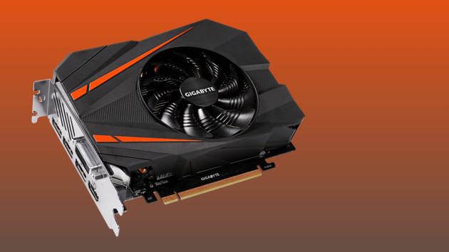 GTX 1080 Mini: Gigabyte stellt die schnellste ITX-Grafikkarte mit 17 cm