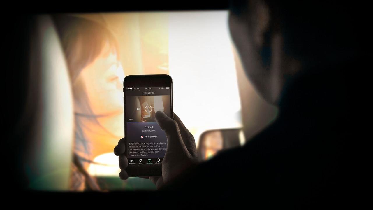 waipu.tv: Aufnahme von ProSiebenSat.1 kehrt in Raten zurück