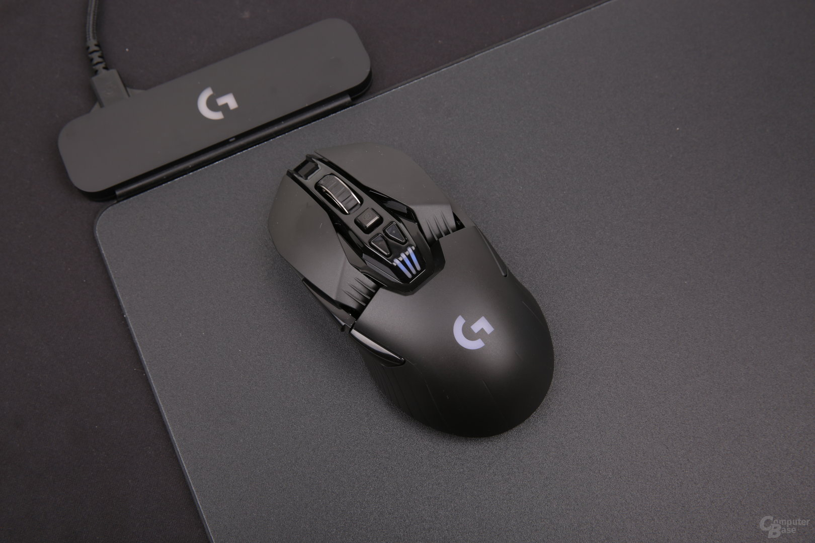 Logitech Powerplay mit der G903