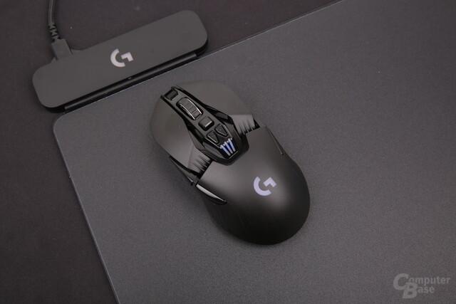 Logitech Powerplay mit der G903