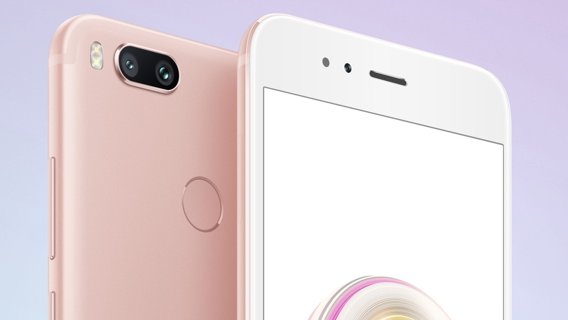 Android One: Xiaomi Mi A1 kommt mit Stock-OS für 200Euro nach Europa