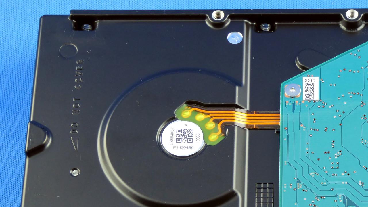 Festplatten: Toshiba will noch dieses Jahr 14 TB mit Helium erreichen