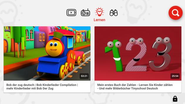 Google startet Kinder-Plattform — YouTube Kids