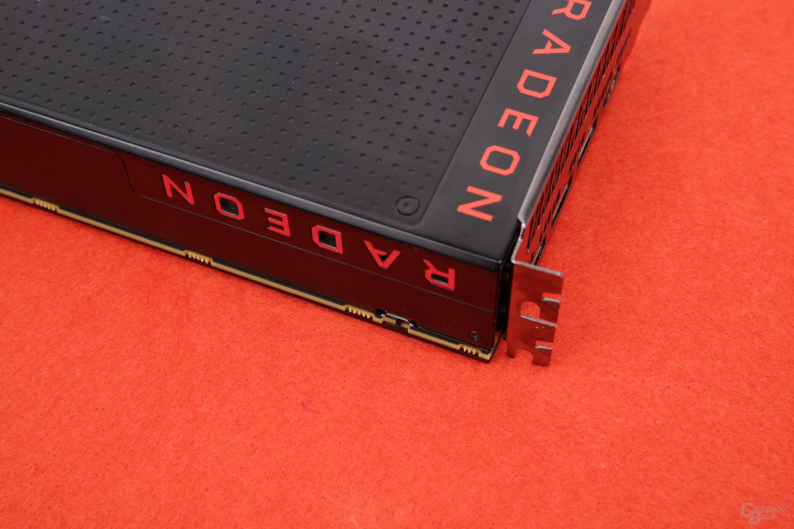 AMD Radeon RX Vega – Primäres BIOS