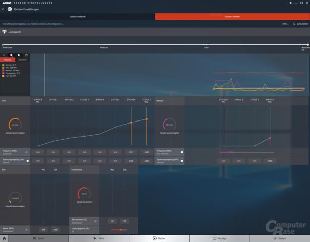 AMD Radeon RX Vega 64 – Manuell