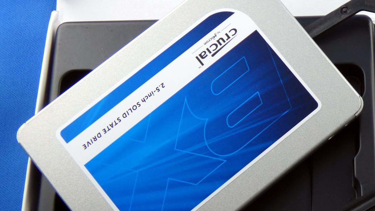 Jetzt verfügbar: Erste Händler haben Crucial BX300 SSD auf Lager