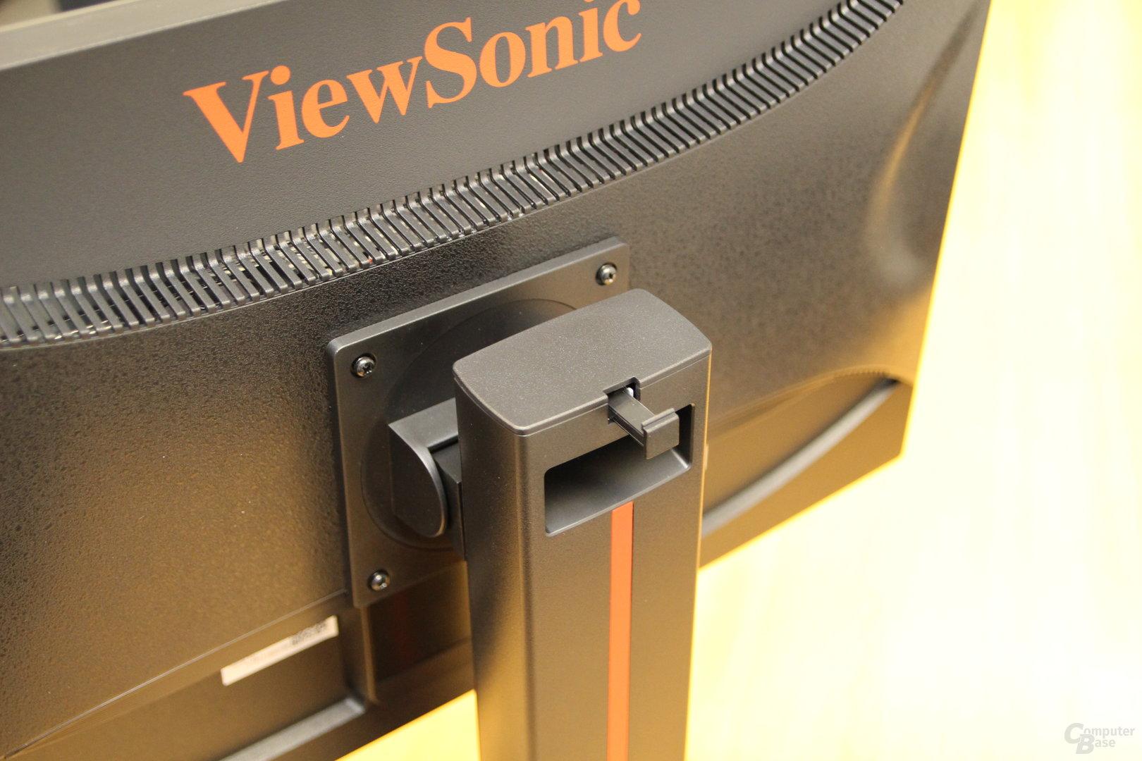ViewSonic XG2530 im Test