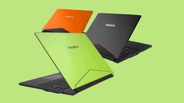 Gigabyte Aero 14 (2017): Schlankes Gaming-Notebook rüstet die GPU ab
