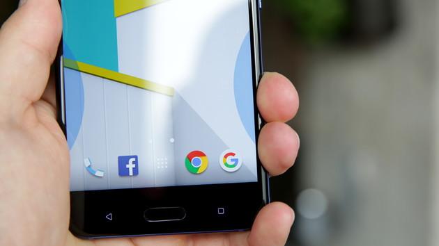 HTC: Edge Sense des U11 erhält neue Funktionen