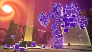 Ubisoft: Arena-Shooter Atomega lässt Klötzchen sammeln
