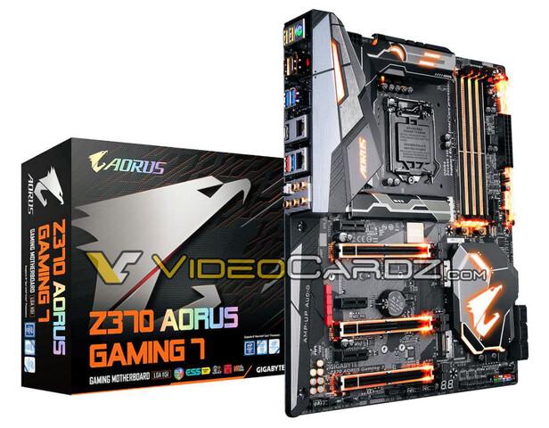 Gigabyte Aorus Z370 Gaming 7
