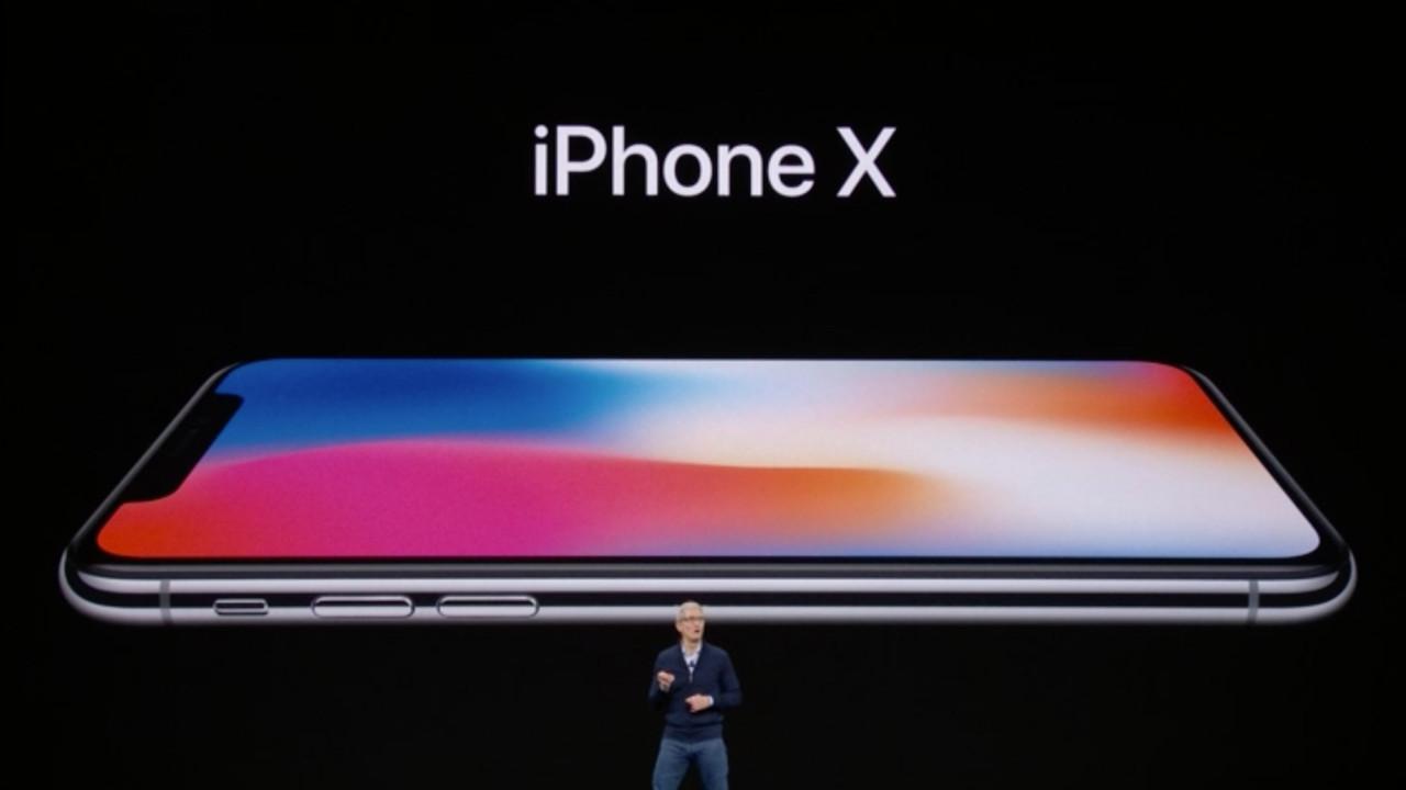 iPhone X: Randloses OLED-Display und Face ID kosten 1.149Euro