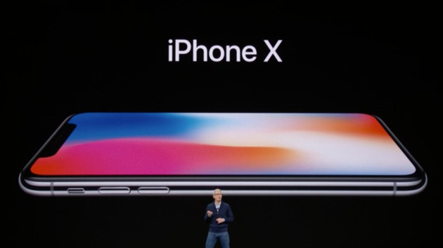 iPhone X: Randloses OLED-Display und Face ID kosten 1.149 Euro