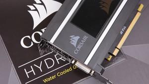 Corsair Hydro GFX: GeForce GTX 1080 Ti mit AiO-Wasserkühlung