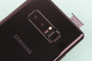 Fach für Nano-SIM und microSD