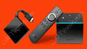 Amazon: Neues Fire TV mit integriertem Echo Dot und IR-Hub