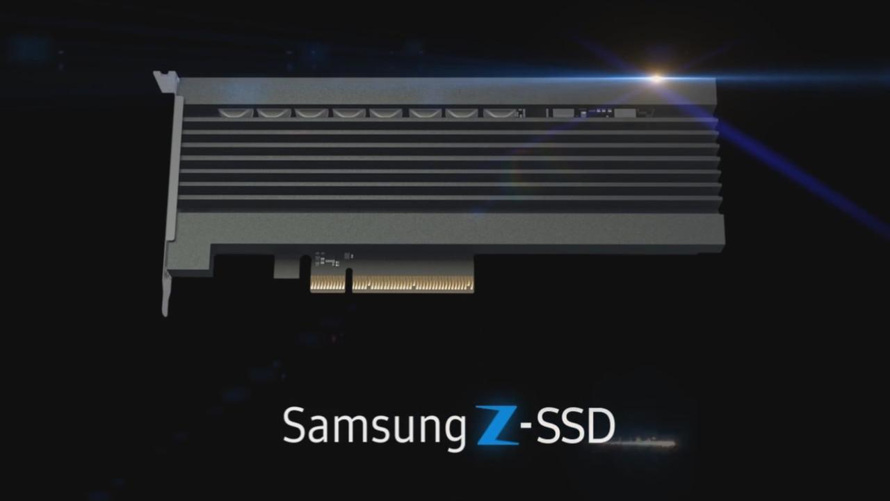 Z-NAND: Samsung bereitet Serienfertigung der Z-SSD vor