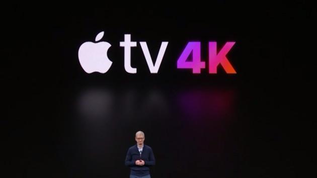 Apple TV 4K: 4K-Auflösung, HDR10, Dolby Vision und A10X-SoC