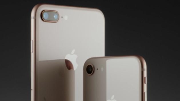 Apple IPhone 8 Kommt Mit A11 Bionic Und 4K60 Kamera
