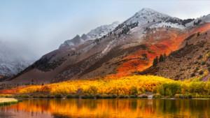 "macOS 10.13: Update auf ""High Sierra"" erscheint am 25. September"