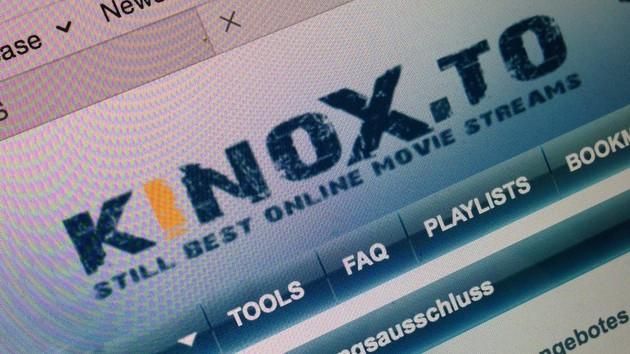Kinox.to: Einer der mutmaßlichen Betreiber ist in Haft