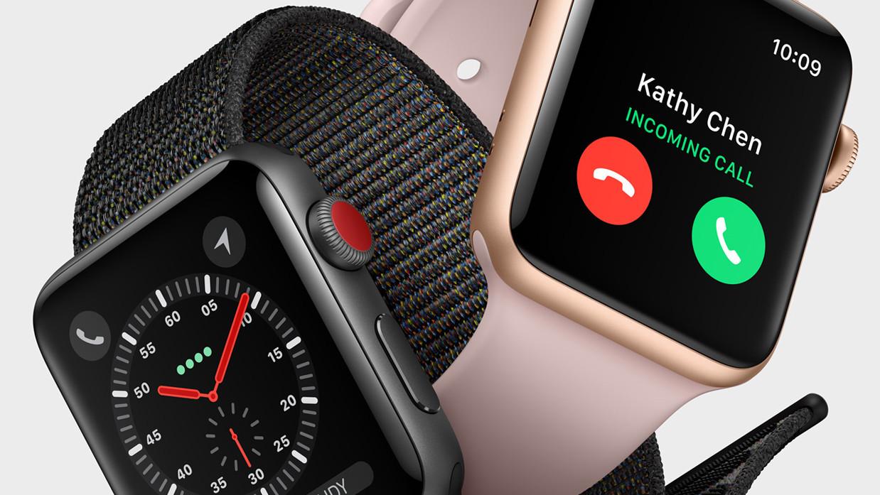 apple watch series 3 esim einrichtung und kosten bei der deutschen telekom computerbase. Black Bedroom Furniture Sets. Home Design Ideas