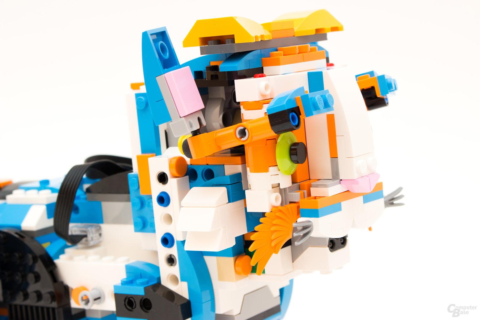 Lego Boost – Frankie, die Katze
