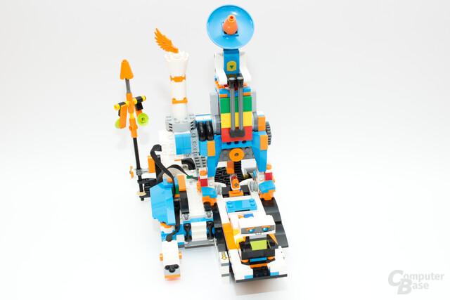 Lego Boost – Auto Builder