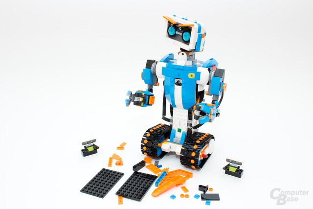 Lego Boost – Vernie, der Roboter