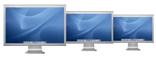 Apples neue Monitore