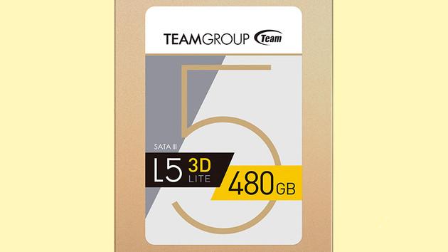 L5 Lite-3D: Team Group bringt SSDs mit 3D-NAND und SMI-Controller