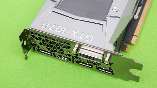 Nvidia GeForce GTX 1070 Ti: Vage Gerüchte um eine Antwort auf die RX Vega 56