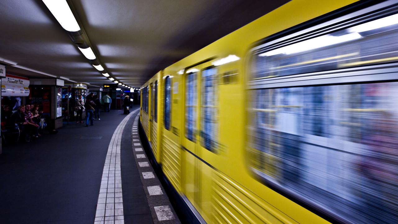 Deutsche Telekom: Berliner U-Bahn wird mit LTE und UMTS versorgt