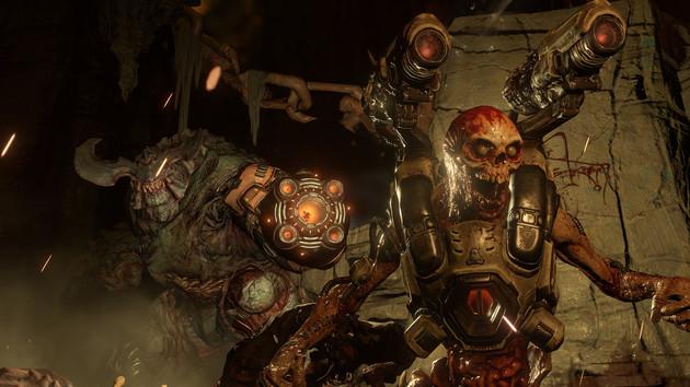 Bethesda: Wolfenstein 2 und Doom kommen auf die Switch