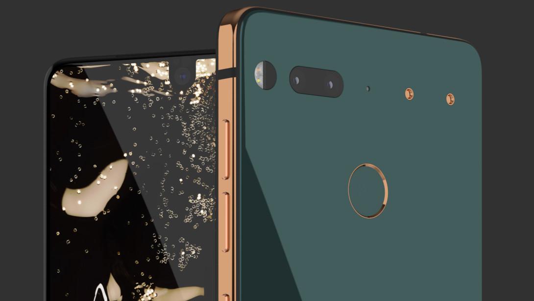PH-1: Andy Rubin bringt Essential Phone nach Europa