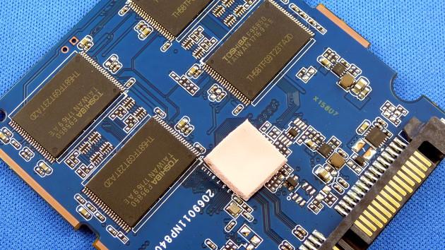 Toshiba TR200 SSD im Test: Kein DRAM ist auch keine Lösung