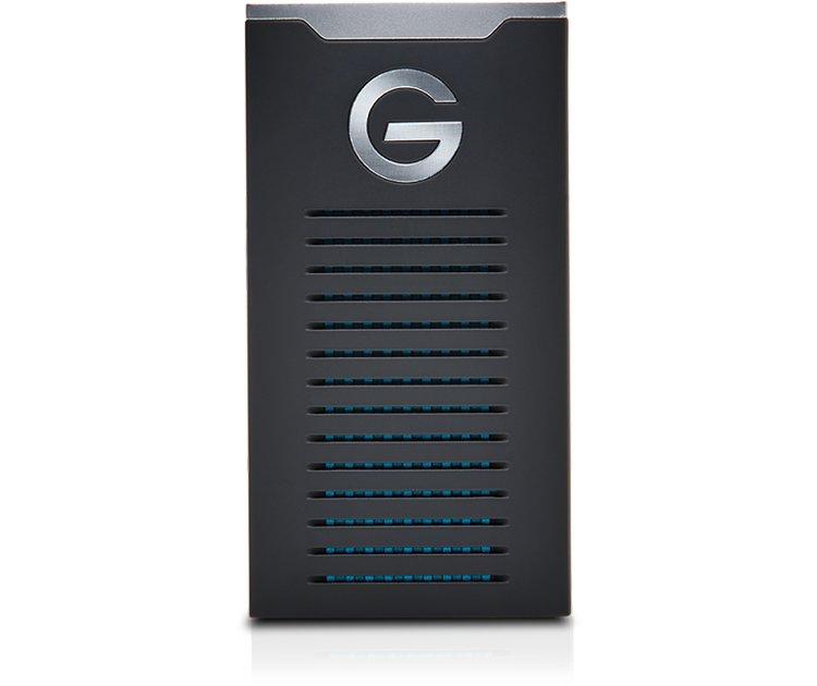 G-Drive mobile SSD R-Series