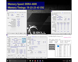 G.Skill Trident Z – mit DDR4-4.600 getestet