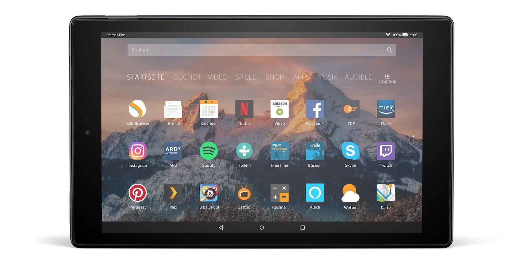 Amazon Fire HD 10 (2017)