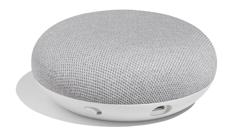 Google Home Mini – Rückseite