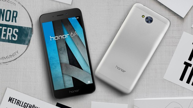 Honor 6A: Smartphone-Tester gesucht