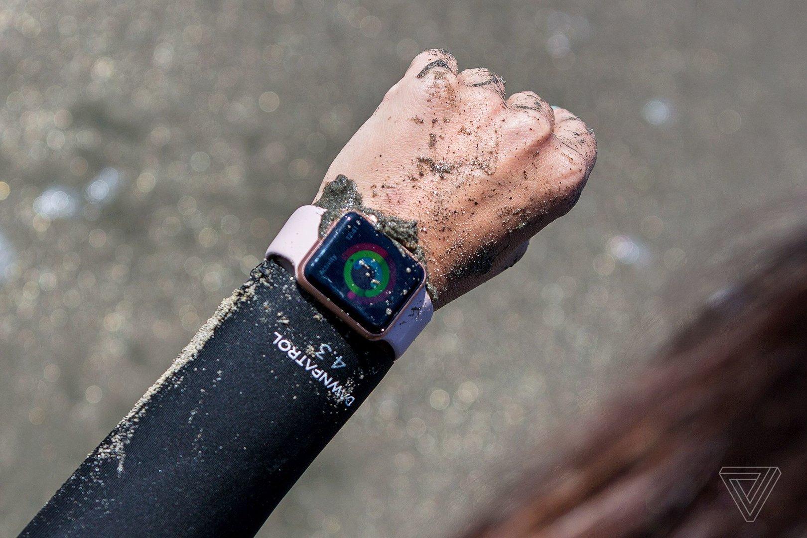 Die Apple Watch Series 3 im Test von The Verge