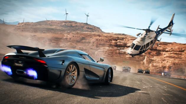 Need for Speed Payback: Systemanforderung ähnelt Frostbite-Titeln wie Battlefield 1