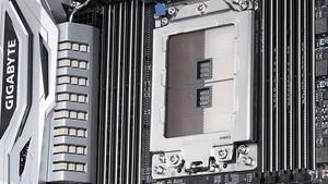 Gigabyte X399 Designare EX: TR4-Mainboard mit Backplate kann Thunderbolt 3