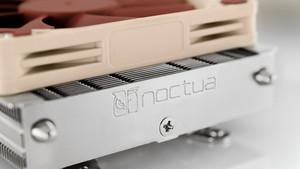 Noctua NH-L12S & NH-L9a-AM4: 37 bis 70 mm hohe Zwergkühler kühlen auch Ryzen