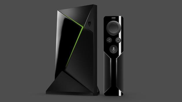 Nvidia Shield TV: Neues Paket nur mit Fernbedienung für 199Euro